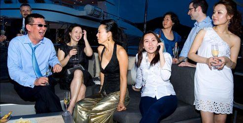 Chine - comment ils réagissent si vous êtes poilu - pilou pilou -2