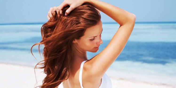 Été - pourquoi nos cheveux deviennent plus clairs au soleil - pilou pilou - 6