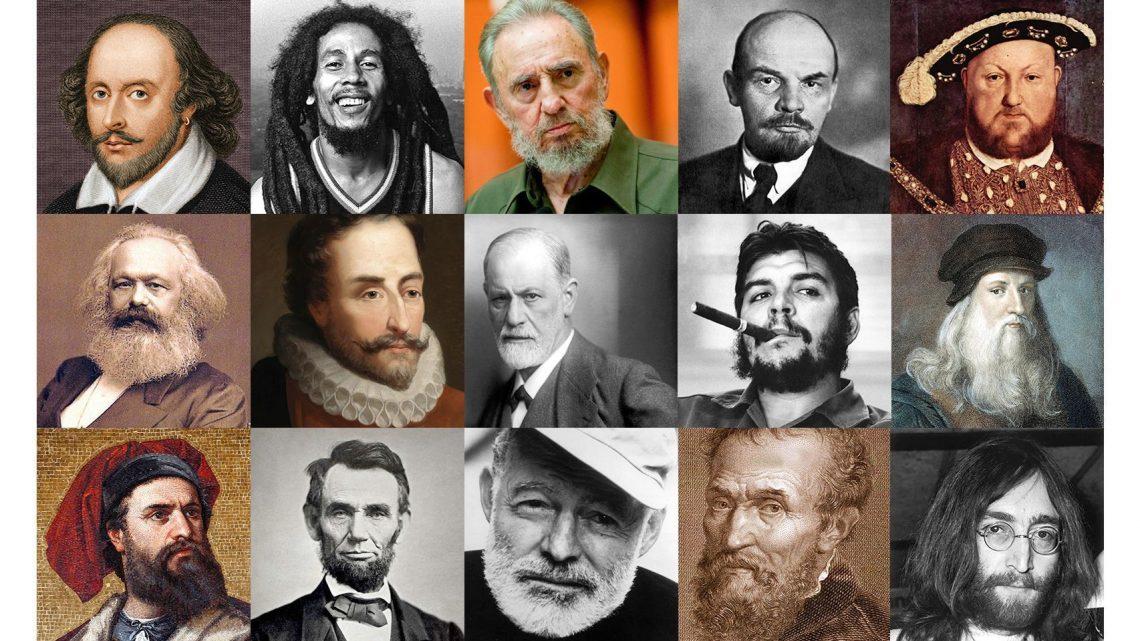 Les barbes les plus célèbres de l'histoire